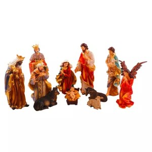 Large Nativity 11pc