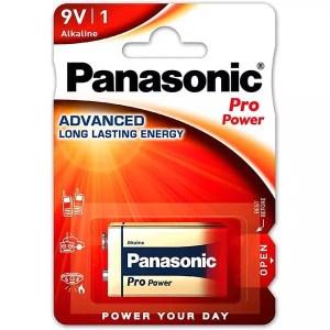 Panasonic Alkaline Pro Power 9V Battery