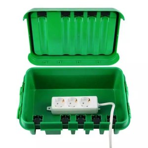 Weatherproof Connection Box