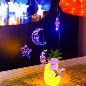 LED Moon Star