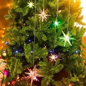 LED Colour Changing Starburst