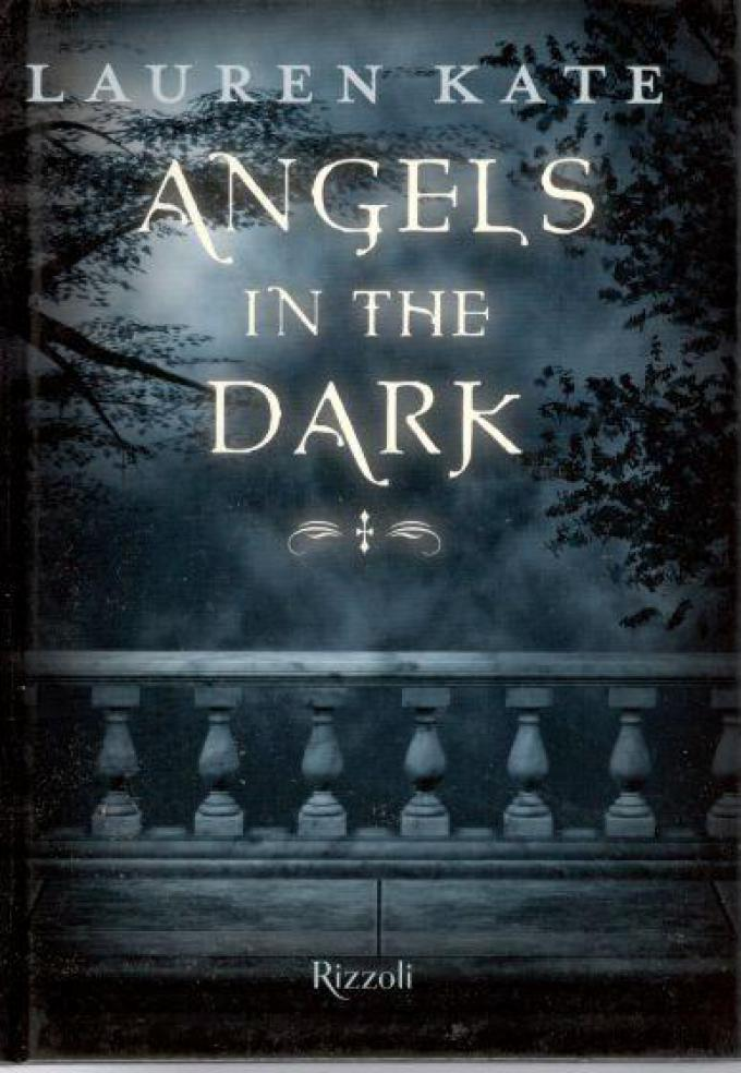 Risultati immagini per angels in the dark lauren kate