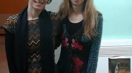Intervista – Ilenia Provenzi e Francesca Silvia Loiacono – La discesa dei Luminosi