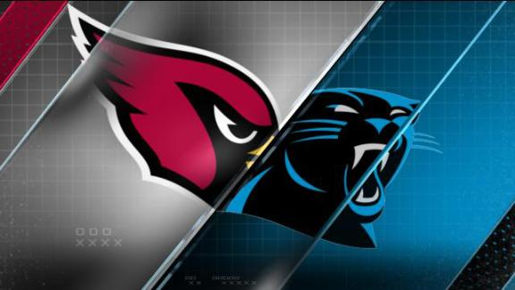 Image result for Arizona Cardinals vs. Carolina Panthers