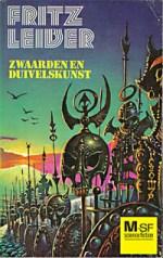 Zwaarden en Duivelskunst Boek omslag