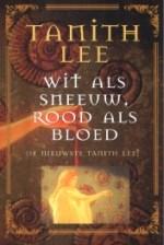 Wit als sneeuw, rood als bloed Boek omslag