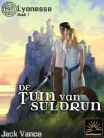 Lyonesse 1: De tuin van Suldrun Boek omslag