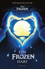 Een Frozen Hart Boek omslag