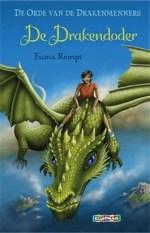 De Orde van de Drakenmenners 1: De Drakendoder Boek omslag