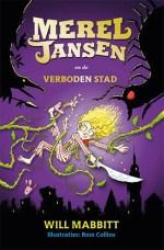 Merel Jansen en de Verboden Stad Boek omslag