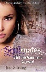 Soulmates 3: Het verhaal van Crystal Boek omslag
