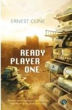 Ready Player One Boek omslag