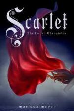Scarlet Boek omslag