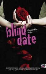 Blind date: Gevaarlijke liefde Boek omslag