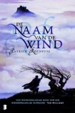 De Naam van de Wind Boek omslag