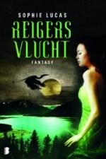 Reigers vlucht Boek omslag