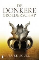 De Donkere Broederschap Boek omslag
