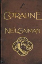 Coraline Boek omslag