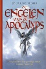 De Engelen van de Apocalyps Boek omslag