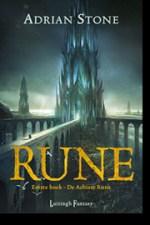Rune 1: De Achtste Rune Boek omslag