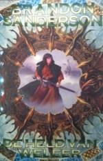 Mistborn 3: De Held van Weleer Boek omslag