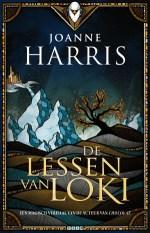 De lessen van Loki Boek omslag