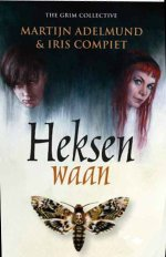 Heksenwaan Boek omslag