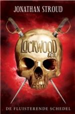 Lockwood & Co 2: De Fluisterende Schedel Boek omslag