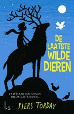 De laatste wilde dieren Boek omslag