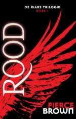 Mars Trilogie 1: Rood Boek omslag