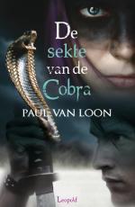 De sekte van de Cobra Boek omslag