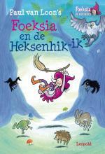 Foeksia en de Heksenhik-ik Boek omslag