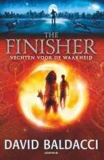 The Finisher 1: Vechten voor de waarheid Boek omslag
