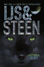 Water & Vuur 2: IJs & Steen Boek omslag