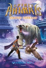 Spirit Animals 4: IJskoud verraad Boek omslag