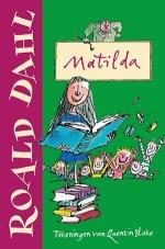 Matilda Boek omslag