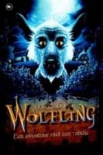 Wolfling 1: Een avontuur met een tandje Boek omslag