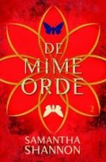 De mime-orde Boek omslag