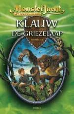 Het gouden harnas 2: Klauw de griezelaap Boek omslag