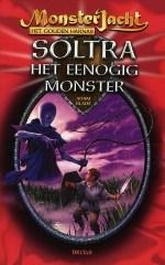 Het gouden harnas 3: Soltra het eenogig monster Boek omslag
