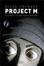 Project M Boek omslag