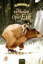 De verhalen van opa Eik: boek 1 Boek omslag