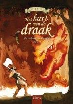 De verhalen van Opa Eik 2: Het hart van de draak Boek omslag