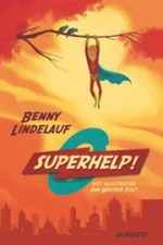Superhelp! Boek omslag