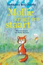 Mollie krijgt een staart Boek omslag