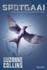 De Hongerspelen 3: Spotgaai Boek omslag