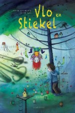 Vlo en Stiekel Boek omslag