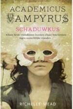 Academicus Vampyrus 3: Schaduwkus Boek omslag