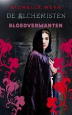 De Alchemisten 1: Bloedverwanten Boek omslag