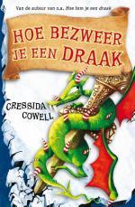 Hoe bezweer je een draak Boek omslag